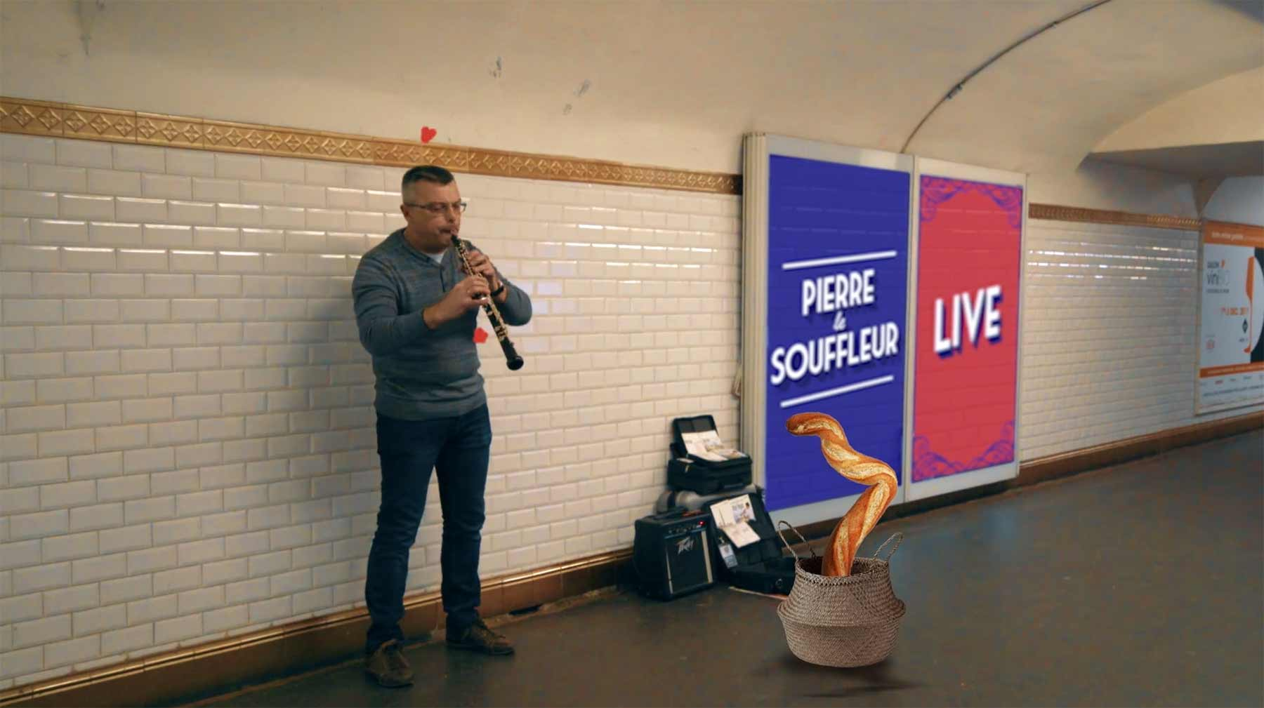 Paris auf herrlich bescheuerte Art kennenlernen PARIS-Guy-Trefler