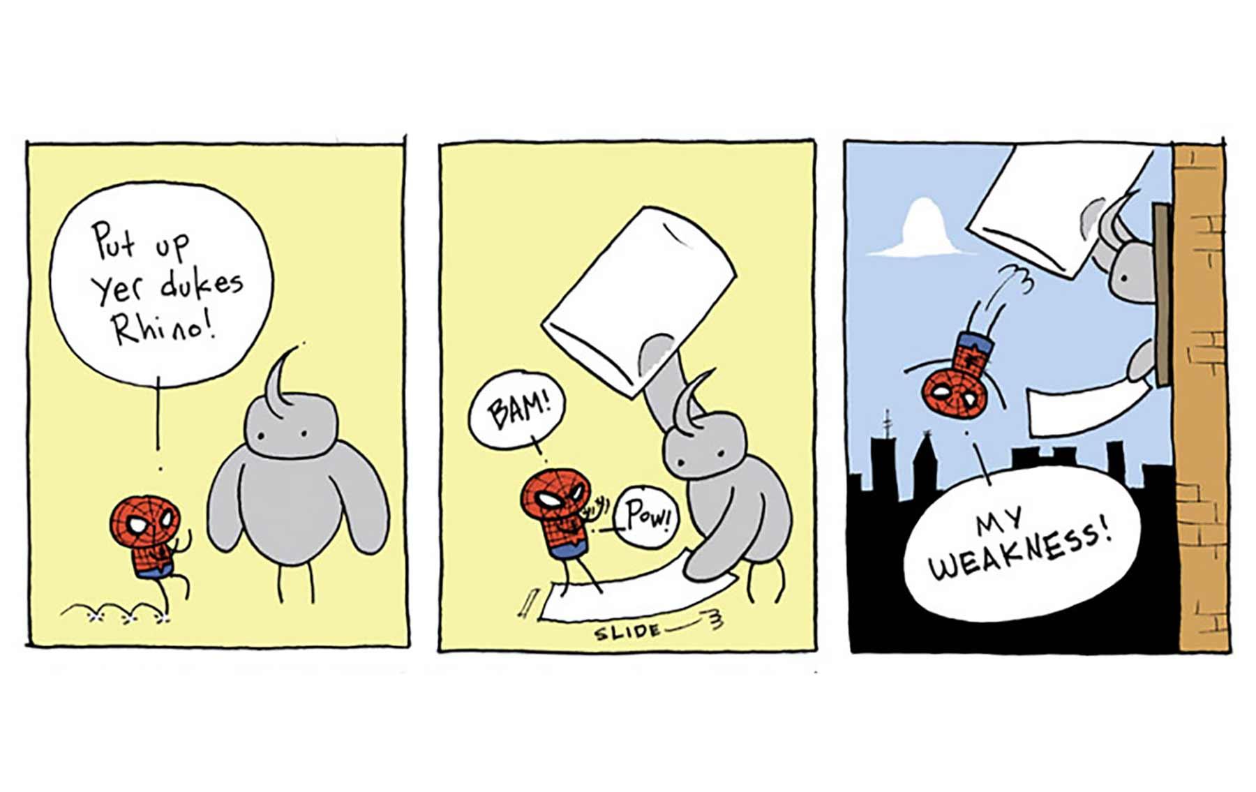 Pie Comics