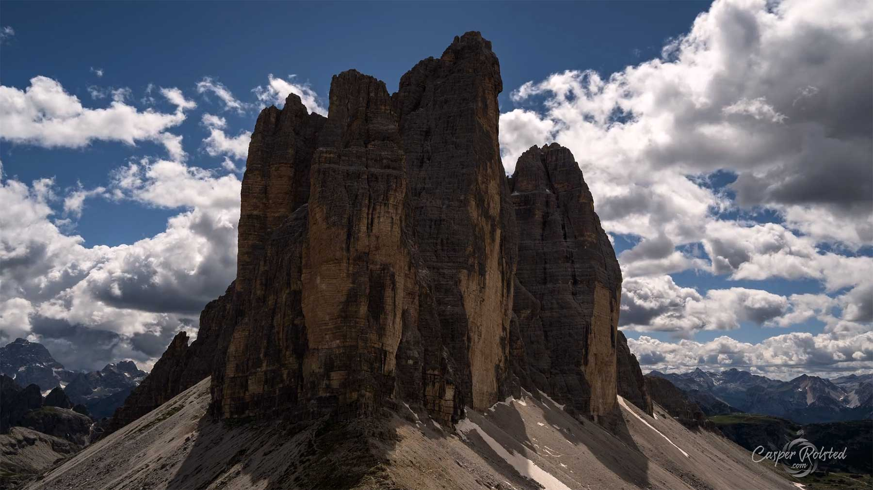 The Silence of the Dolomites
