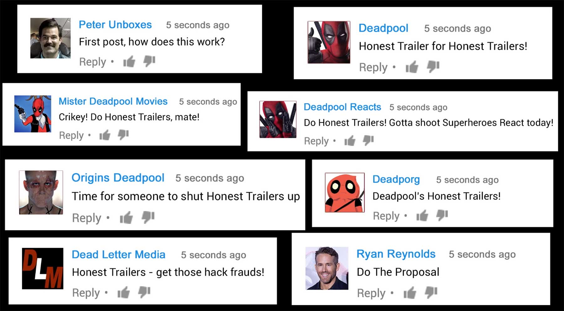 "Deadpool übernimmt den Honest Trailer zu ""Deadpool 2"" deadpool-2-honest-trailer_02"