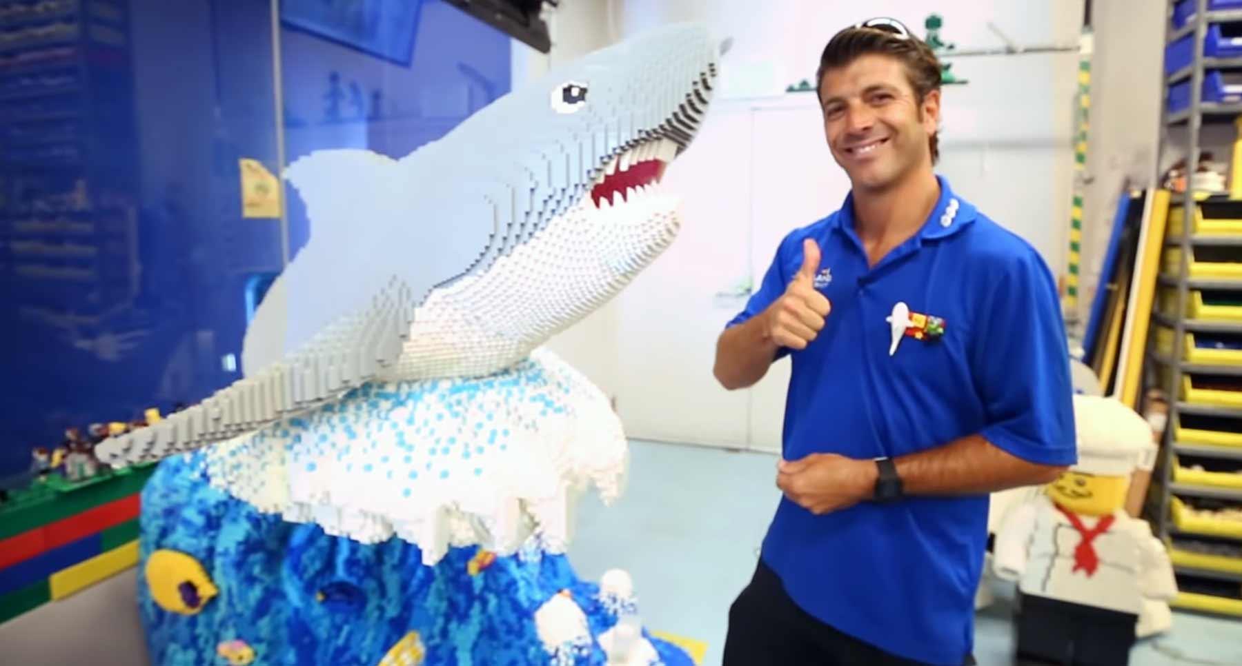 Zu Gast bei einem LEGOland-Modellbauer