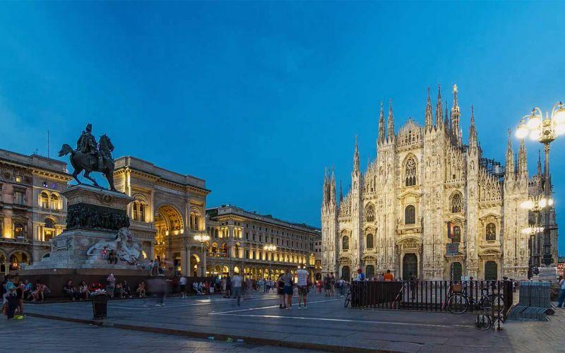 Milan in Motion
