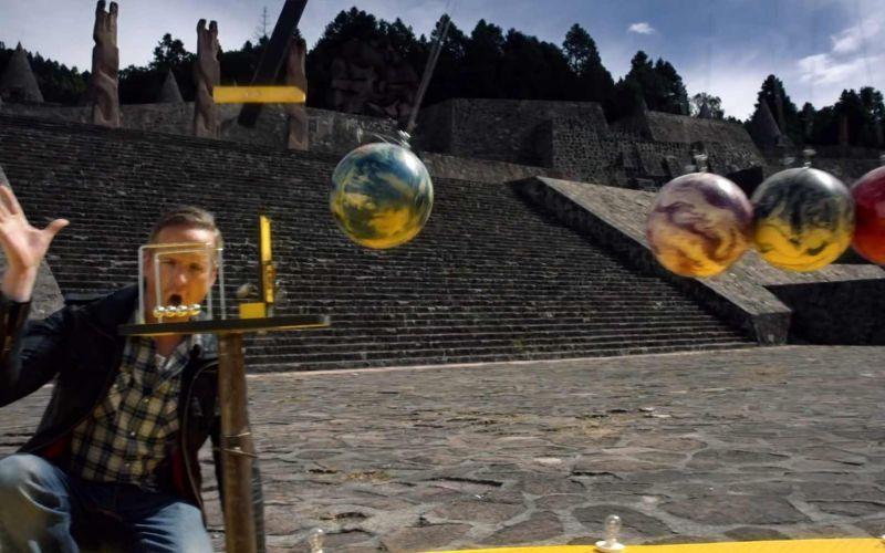 National Geographic Rube Goldberg Machine