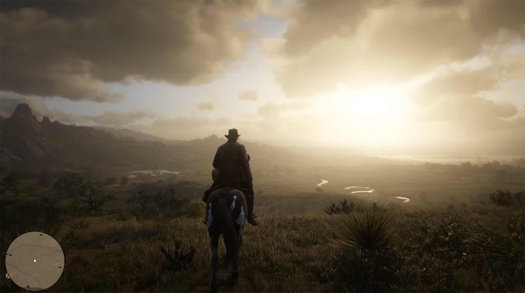 Red Dead Redemption 2: Official Gameplay Video red-dead-redemption-2-gameplay-trailer