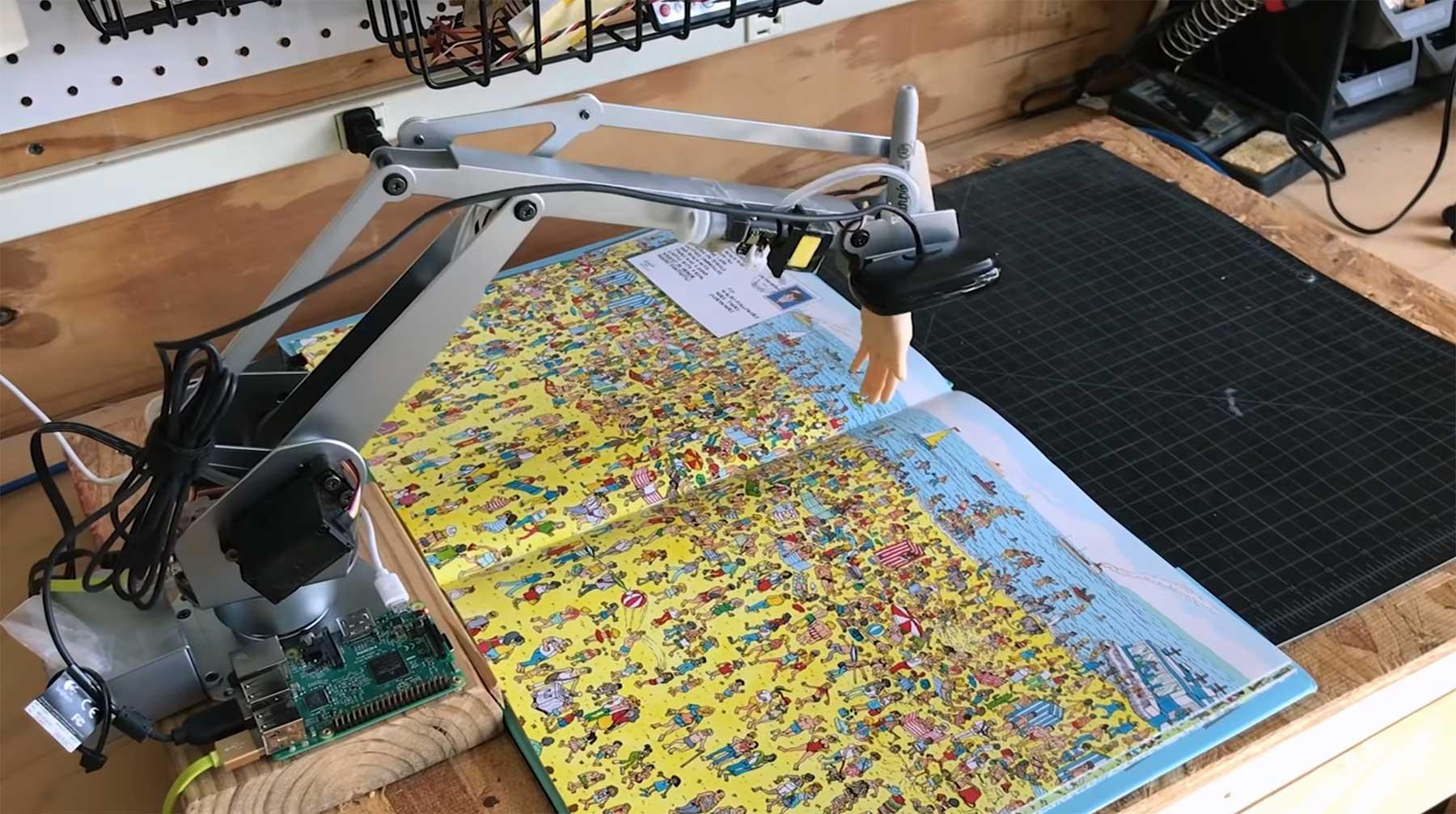 Dieser Roboter findet Walter binnen Sekunden robot-wheres-waldo