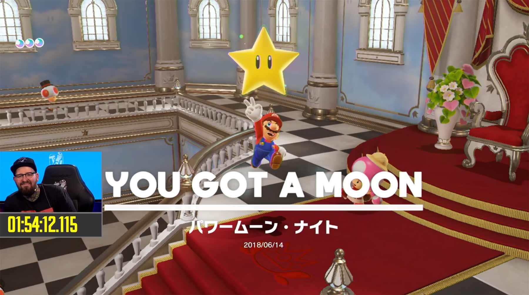 Super Mario Odyssey in rund 2 Stunden durchgespielt super-mario-odyssey-speedrun-darkside