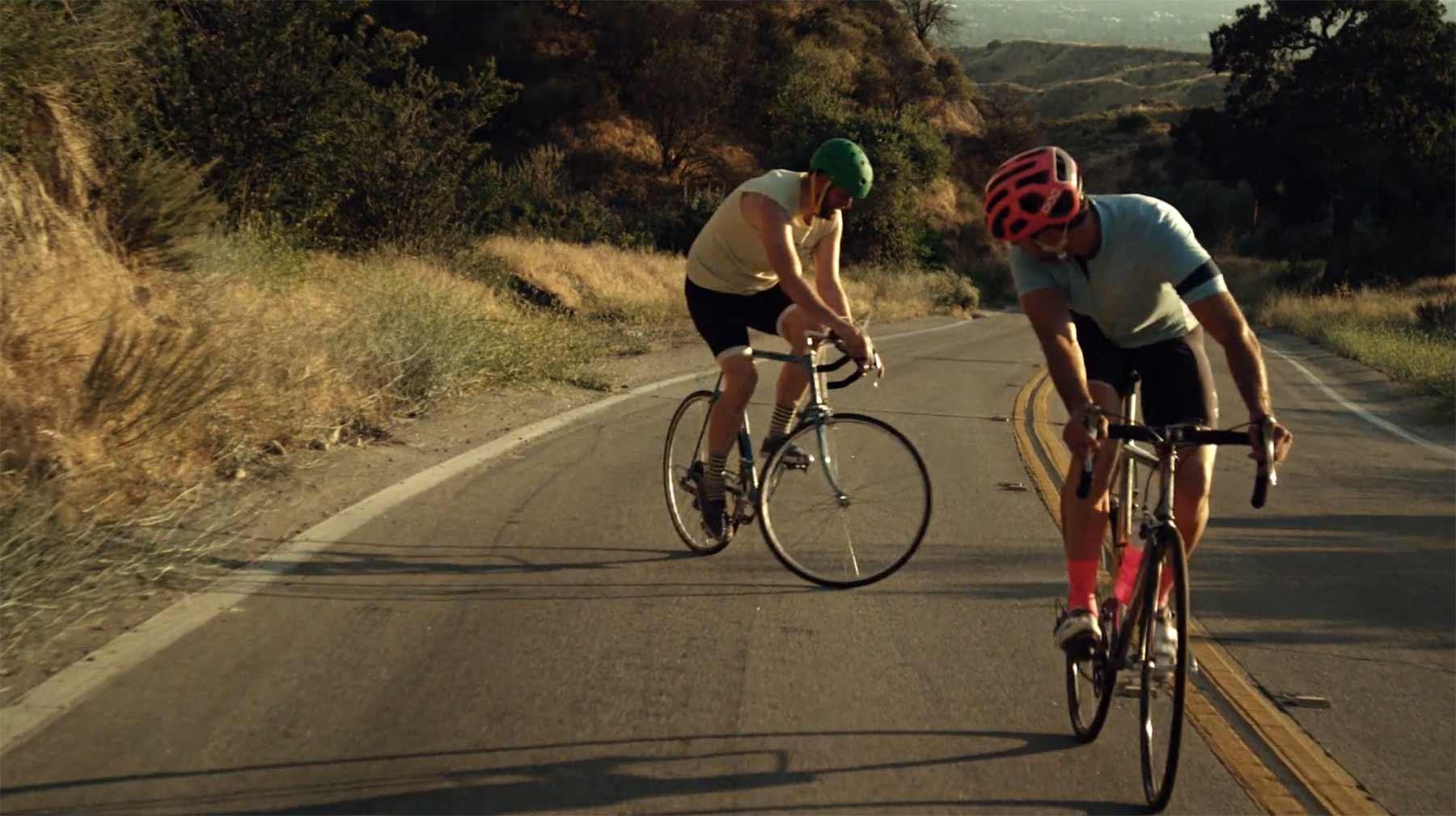 Beim Anstieg über die Liebe plaudern the-climb-kurzfilm