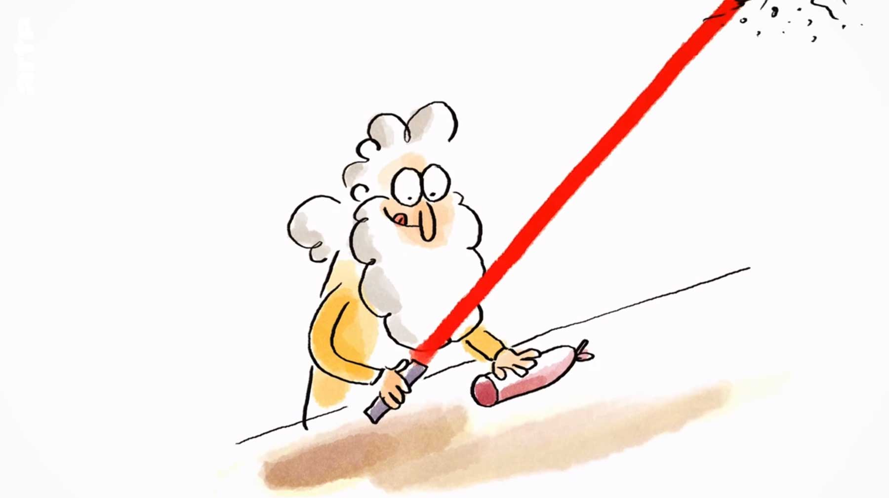 Wann kommt endlich ein echtes Lichtschwert?