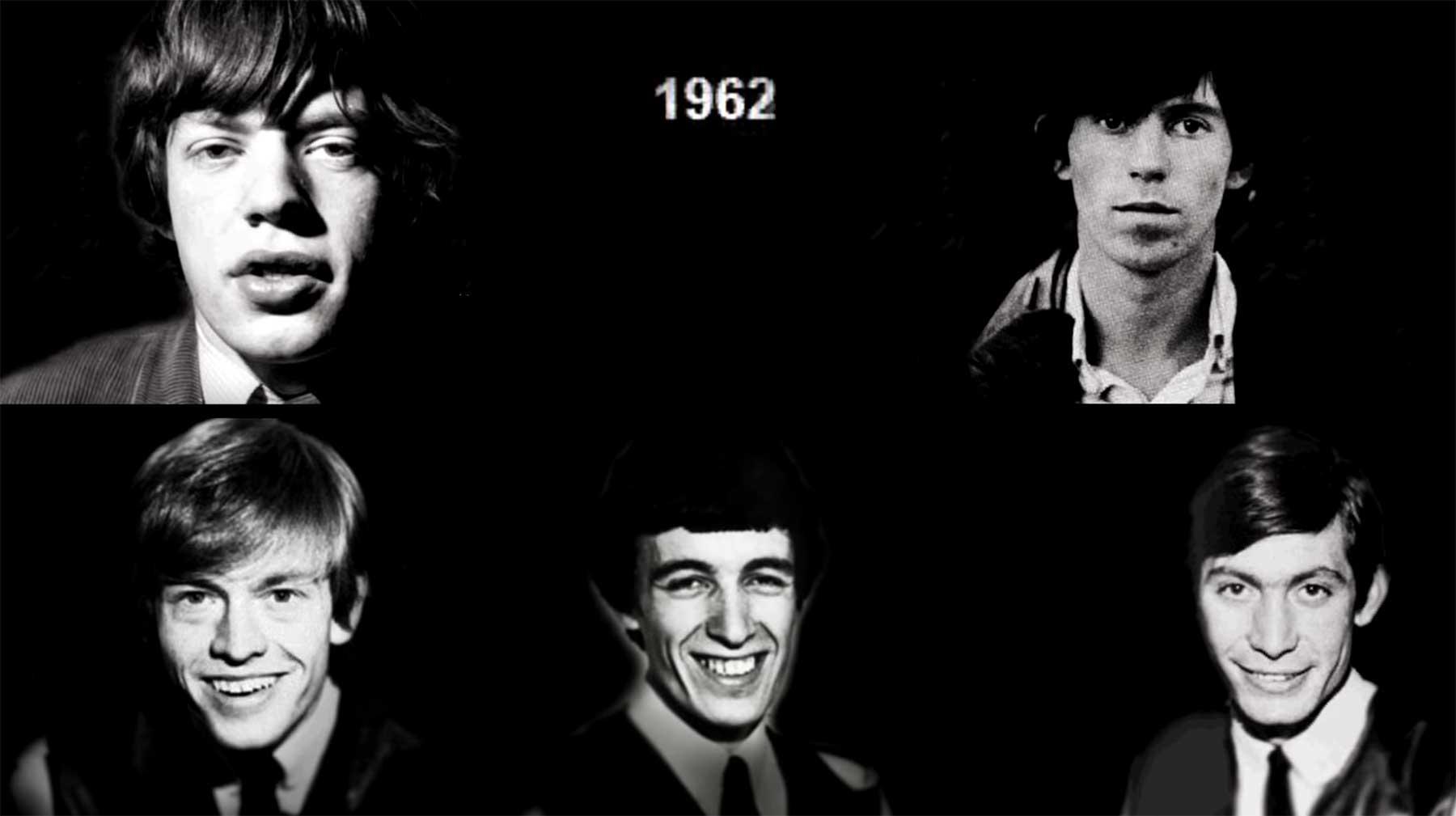 Wie sich die Rolling Stones verändert haben wie-sich-die-rolling-stones-veraendert-haben-face-morph