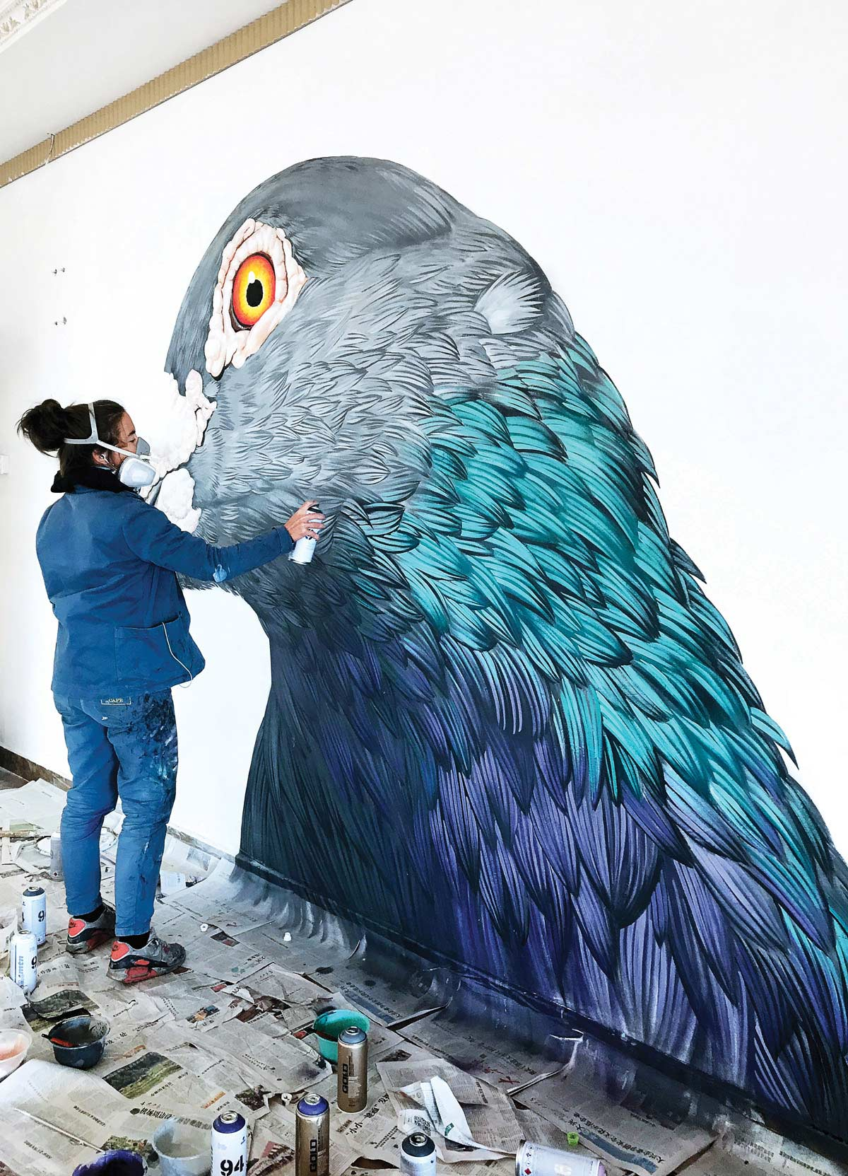 Street Art: Adele Renault Adele-Renault_02
