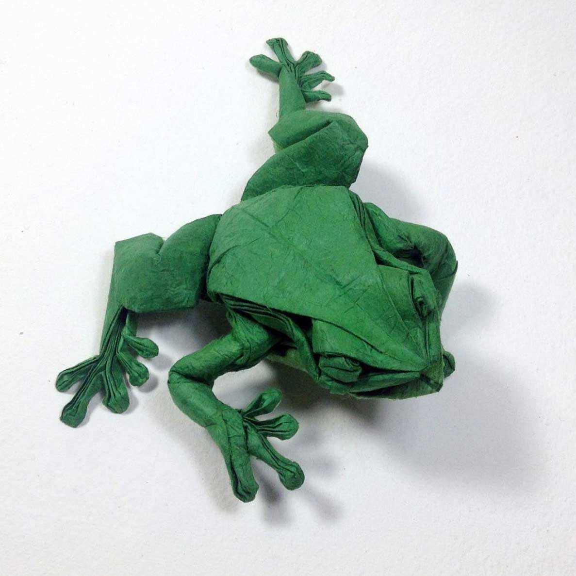 Geniale Origami-Kunstwerke von Robby Kraft Robby-Kraft-Origami_06