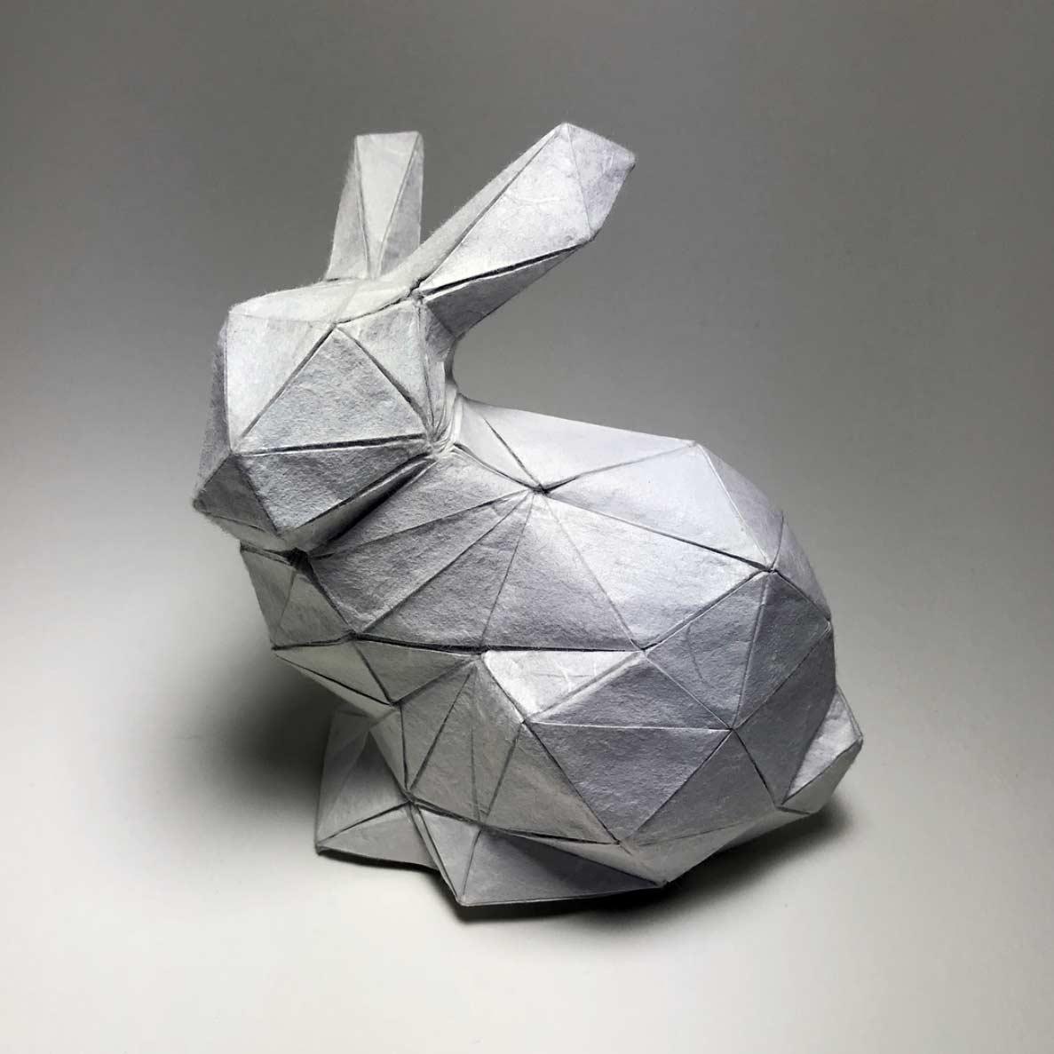 Geniale Origami-Kunstwerke von Robby Kraft Robby-Kraft-Origami_09