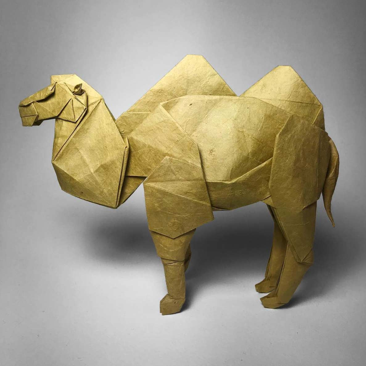 Geniale Origami-Kunstwerke von Robby Kraft Robby-Kraft-Origami_12