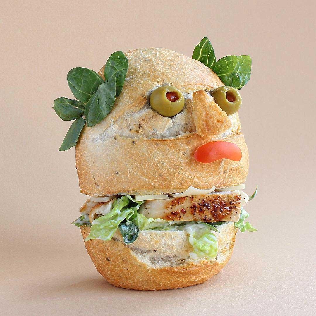 Sandwich Monster von Kasia Haupt Sandwich-Monster-Kasia-Haupt_04