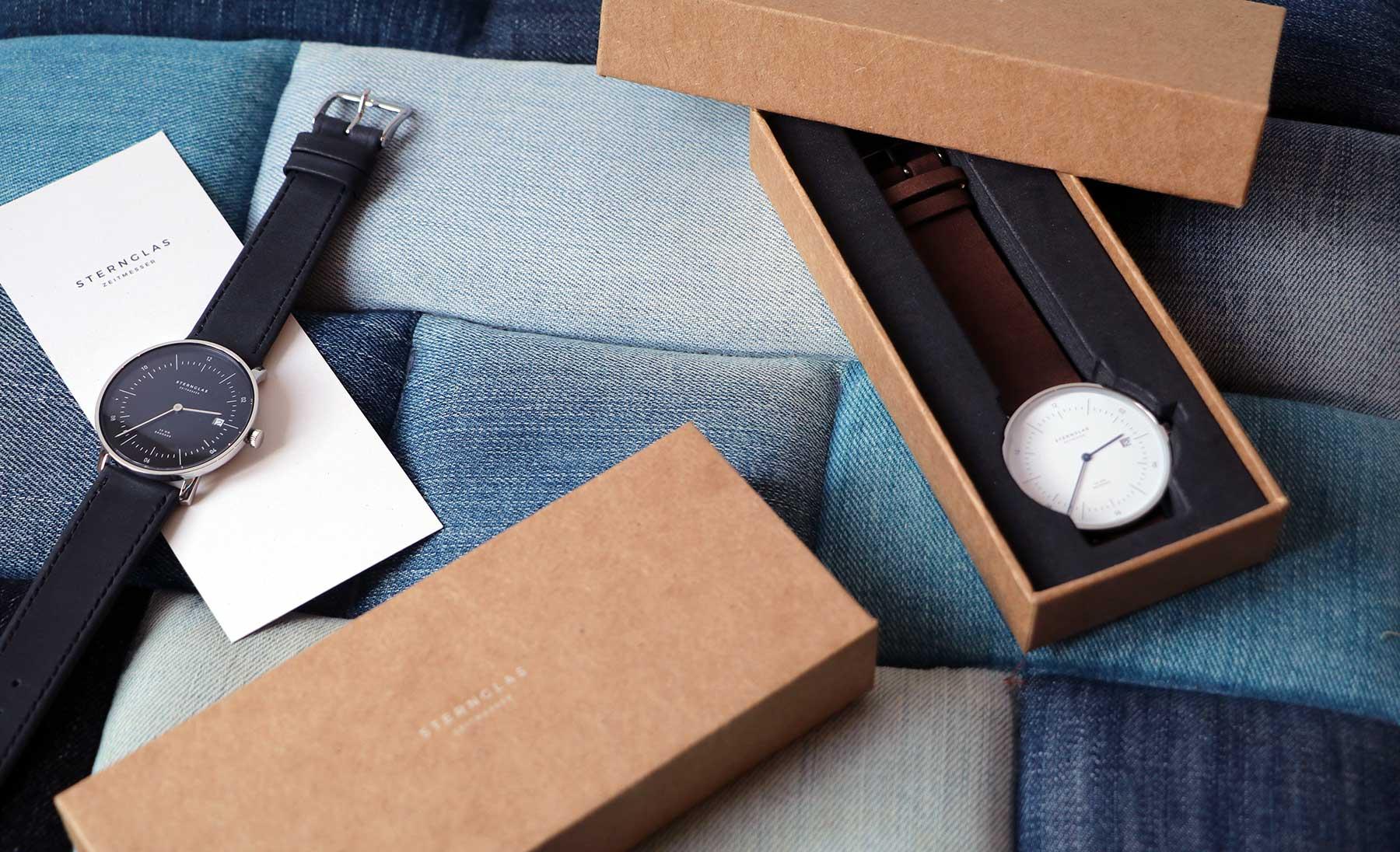 Die neuen Bauhaus-Uhren von STERNGLAS im Test: NAOS Sternglas-NAOS-Uhr-Test_02