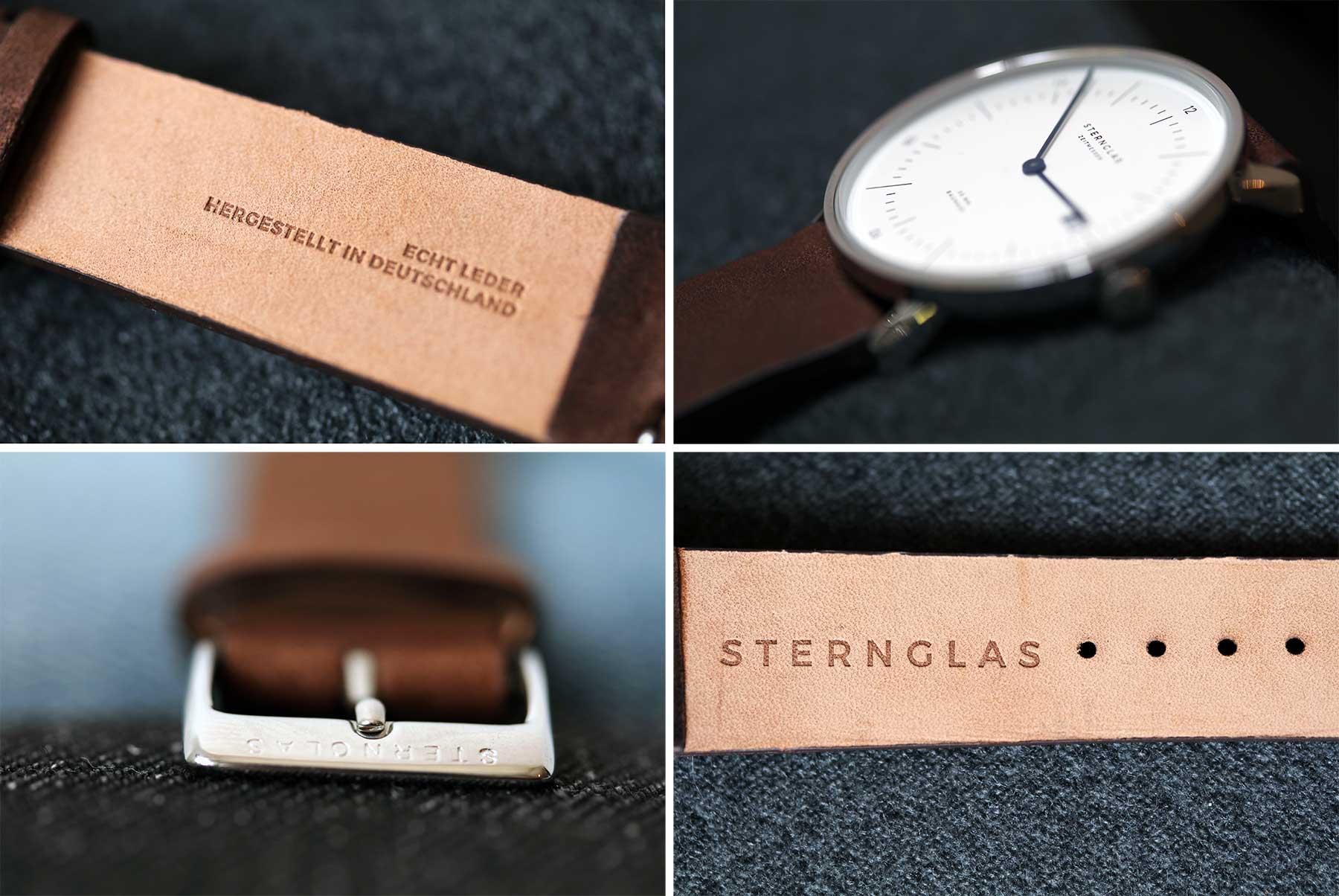 Die neuen Bauhaus-Uhren von STERNGLAS im Test: NAOS Sternglas-NAOS-Uhr-Test_06
