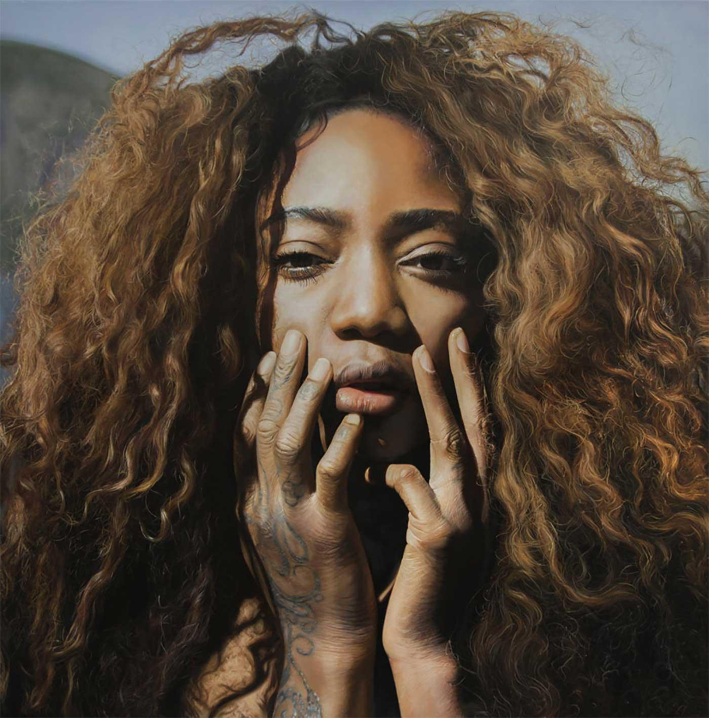 Neue hyperrealistische Gemälde von Yigal Ozeri Yigal-Ozeri-2018_02