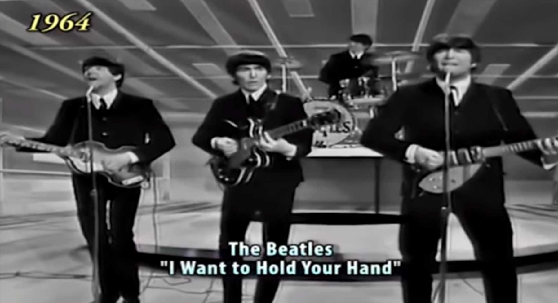 Die beliebtesten Songs der Jahre 1940 bis 2017