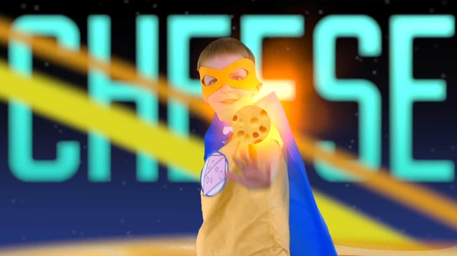 Papa erstellt Kurzfilm nach Vorgaben seines 5-jährigen Sohnes