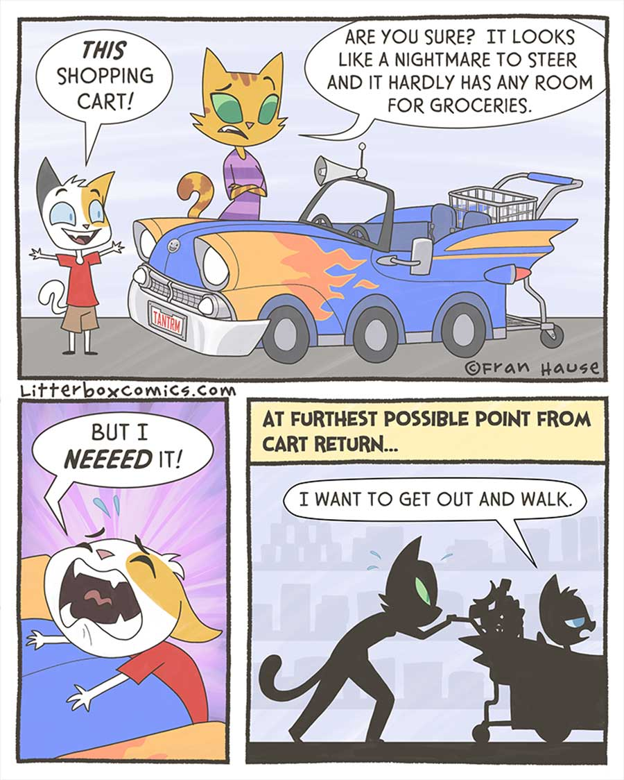 Lustige Webcomics über das Familienleben: Litterbox Comics litterbox-comics_12