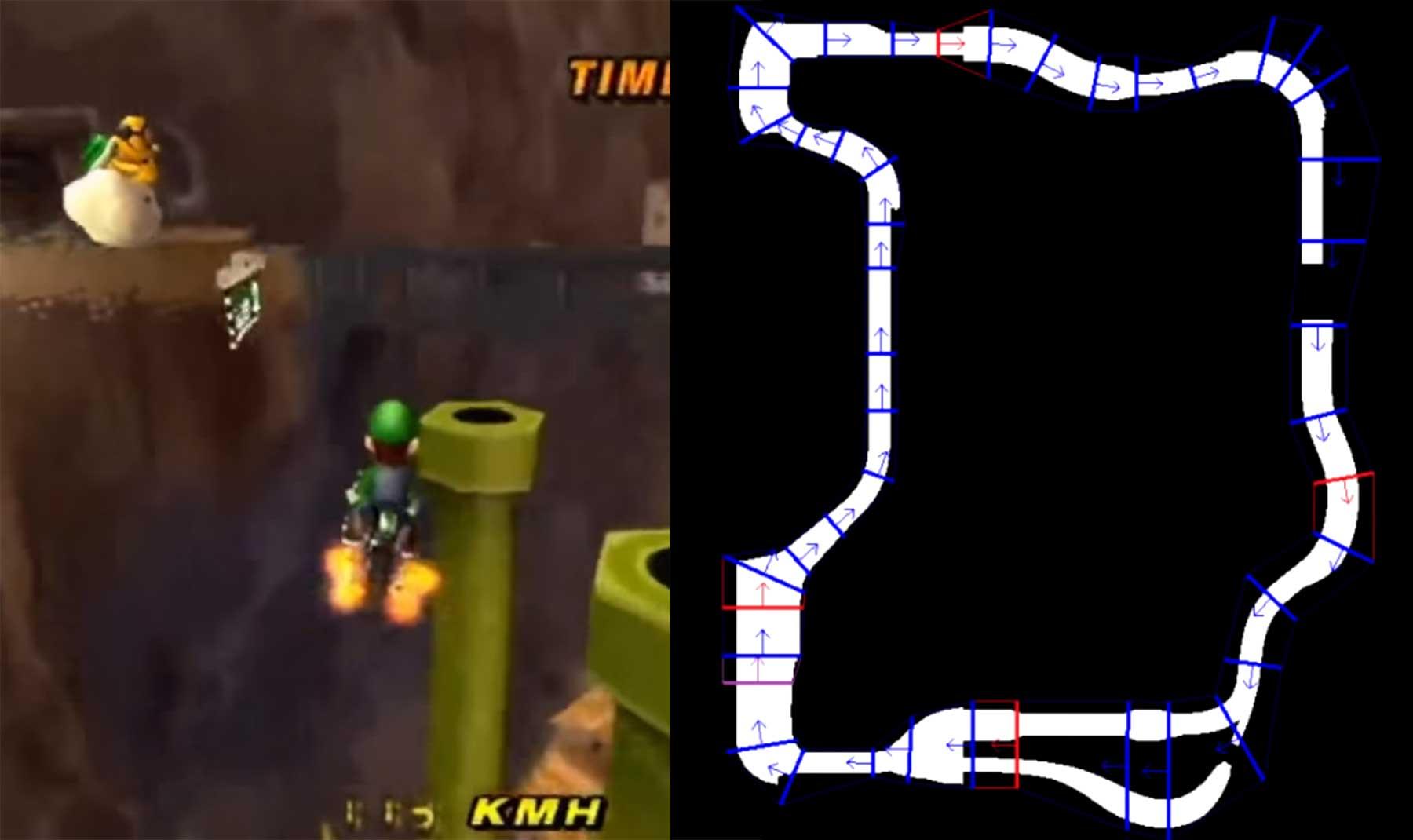 """Die Entdeckungsgeschichte der Ultra Shortcuts in """"Mario Kart Wii"""""""