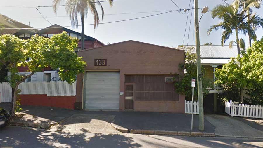 Diese alte Lagerhalle wurde für 1,2 Mio. Dollar verkauft