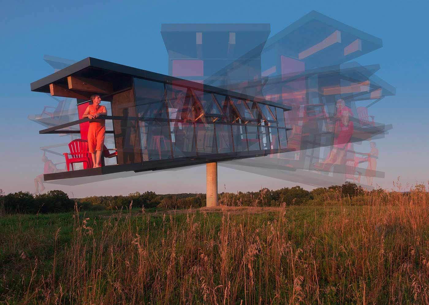 Architektur-Installationen von Alex Schweder & Ward Shelley Alex-Schweder-und-Ward-Shelley_02