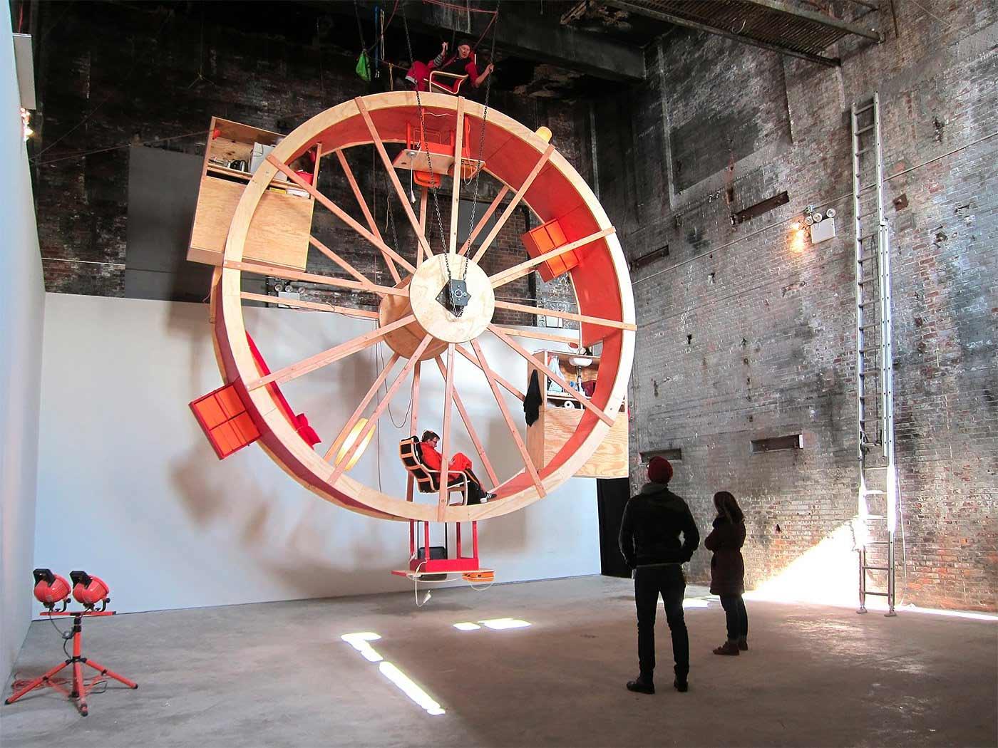 Architektur-Installationen von Alex Schweder & Ward Shelley Alex-Schweder-und-Ward-Shelley_08