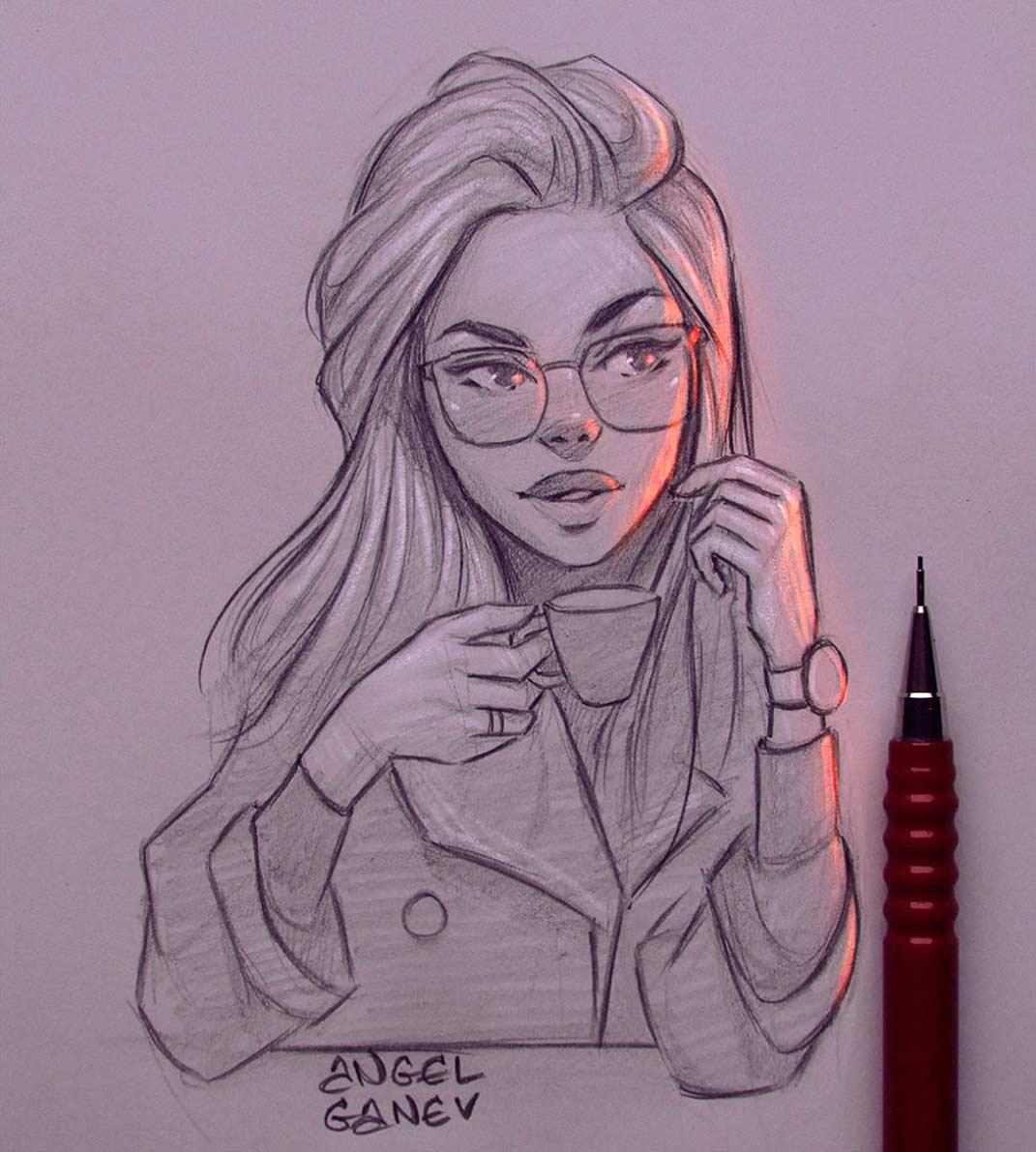 Zeichnungen: Angel Ganev Angel-Ganev-Zeichnungen_03