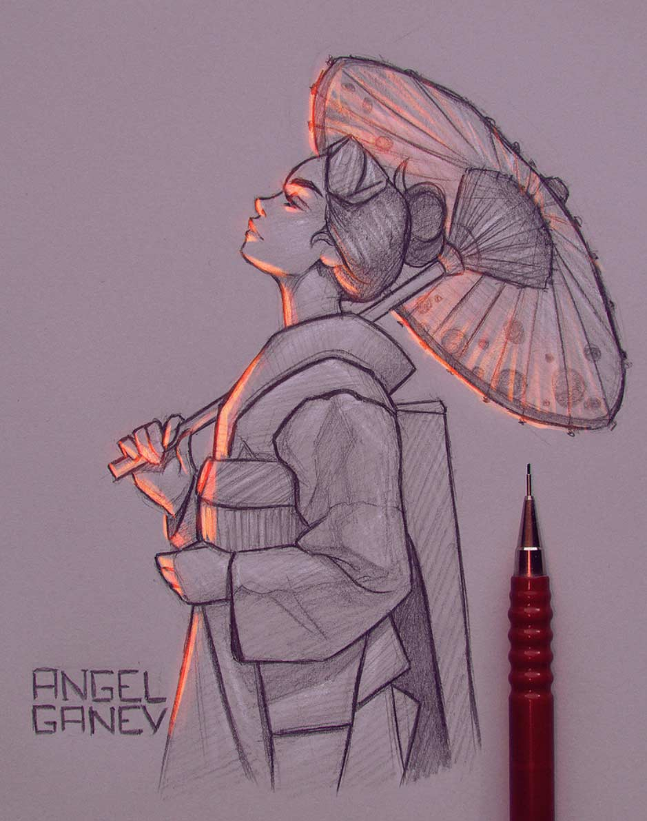 Zeichnungen: Angel Ganev Angel-Ganev-Zeichnungen_04