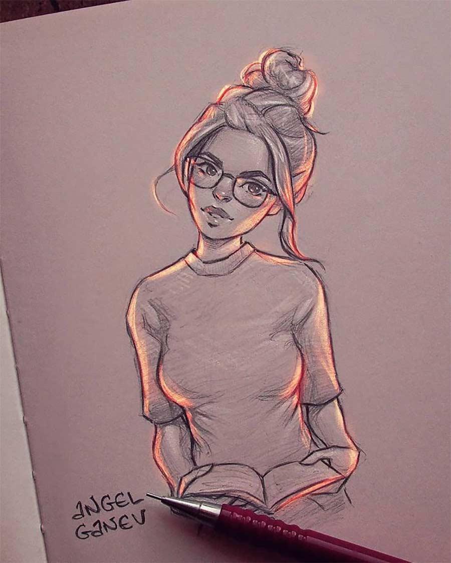 Zeichnungen: Angel Ganev Angel-Ganev-Zeichnungen_08