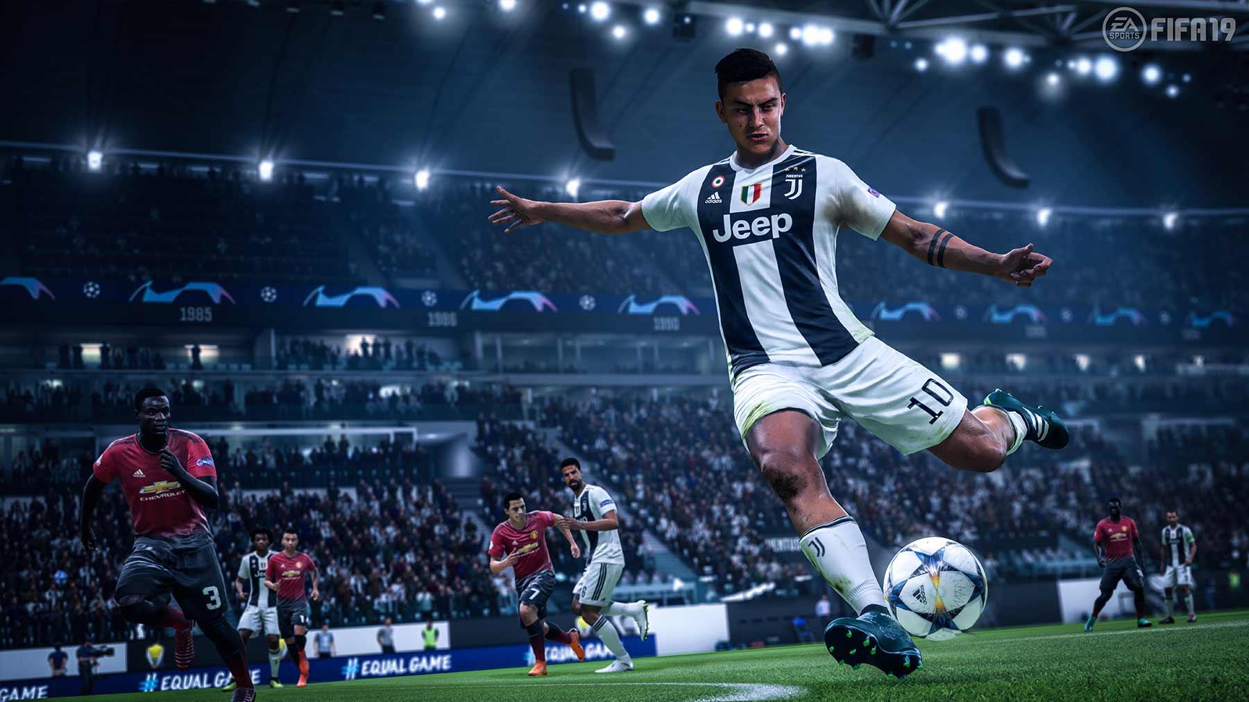 Review: Fifa 19 FIFA19_02