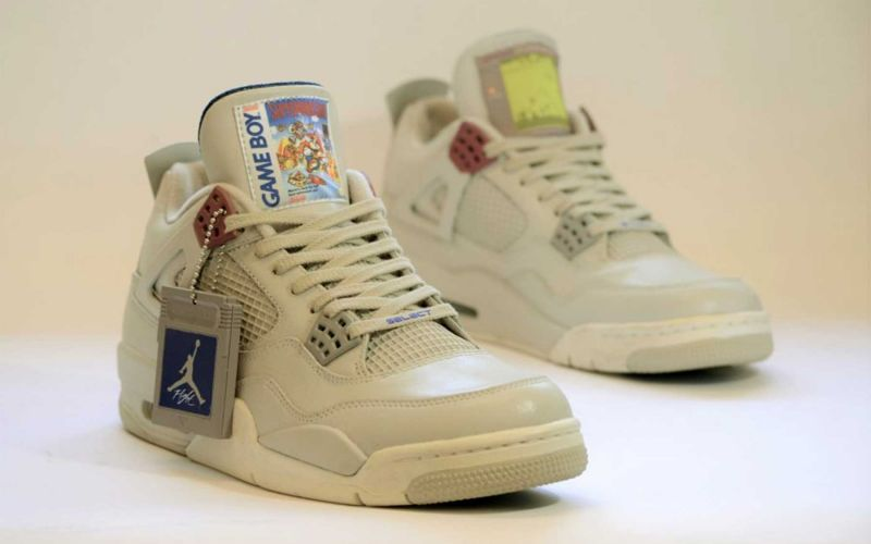 GAME BOY Sneakers