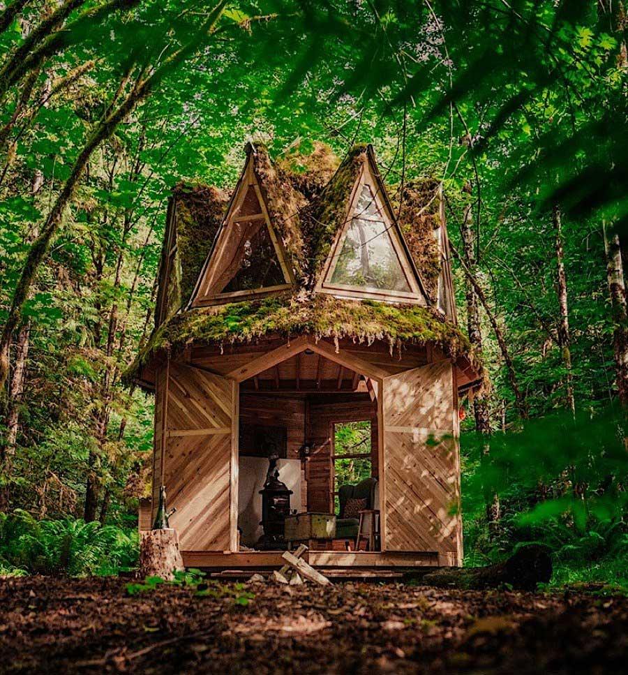 Mini-Holzhütte im Wald Jacob-Witzling-tiny-home_06