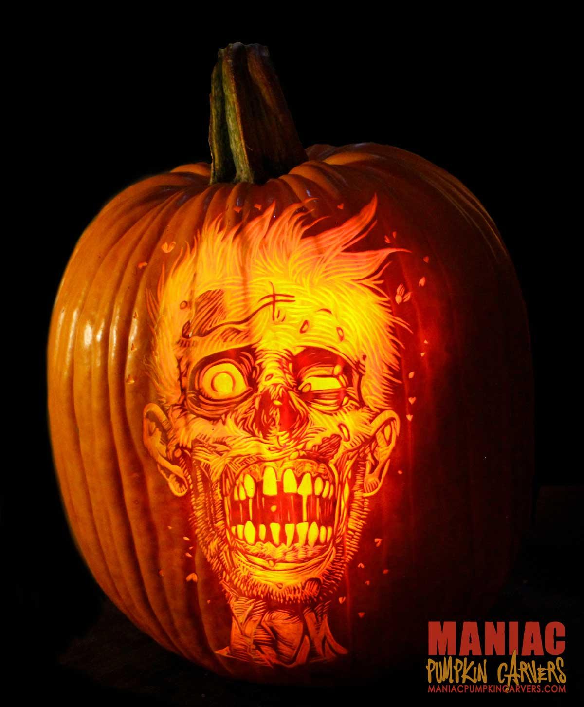 Ausgefallene Kürbis-Schnitzereien Maniac-Pumpkins_04