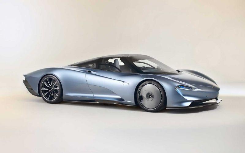 Der McLaren Speedtail ist 403 km/h schnell
