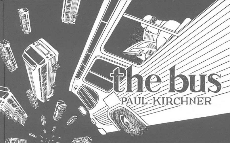 Surreale Comics: The Bus
