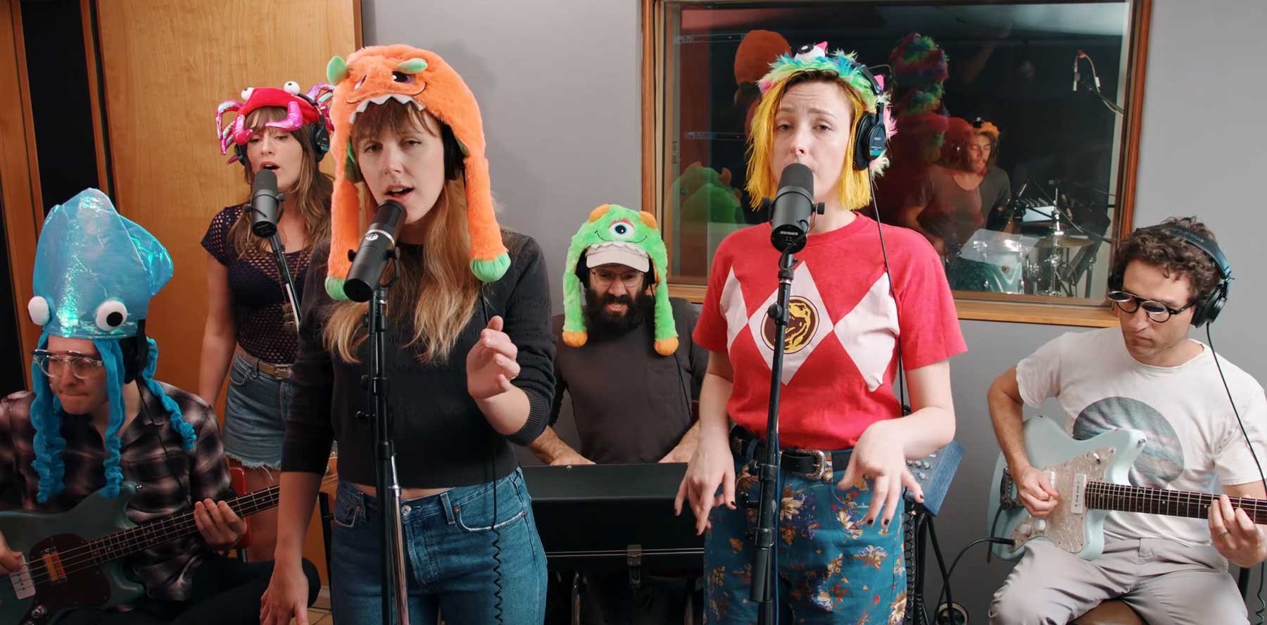 Monster Mashup von Pomplamoose ft. Tessa Violet
