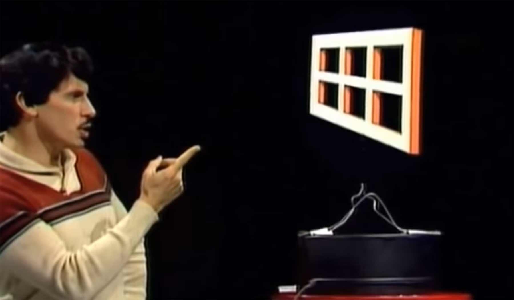 Gegen diese optische Illusion kannst du nichts machen