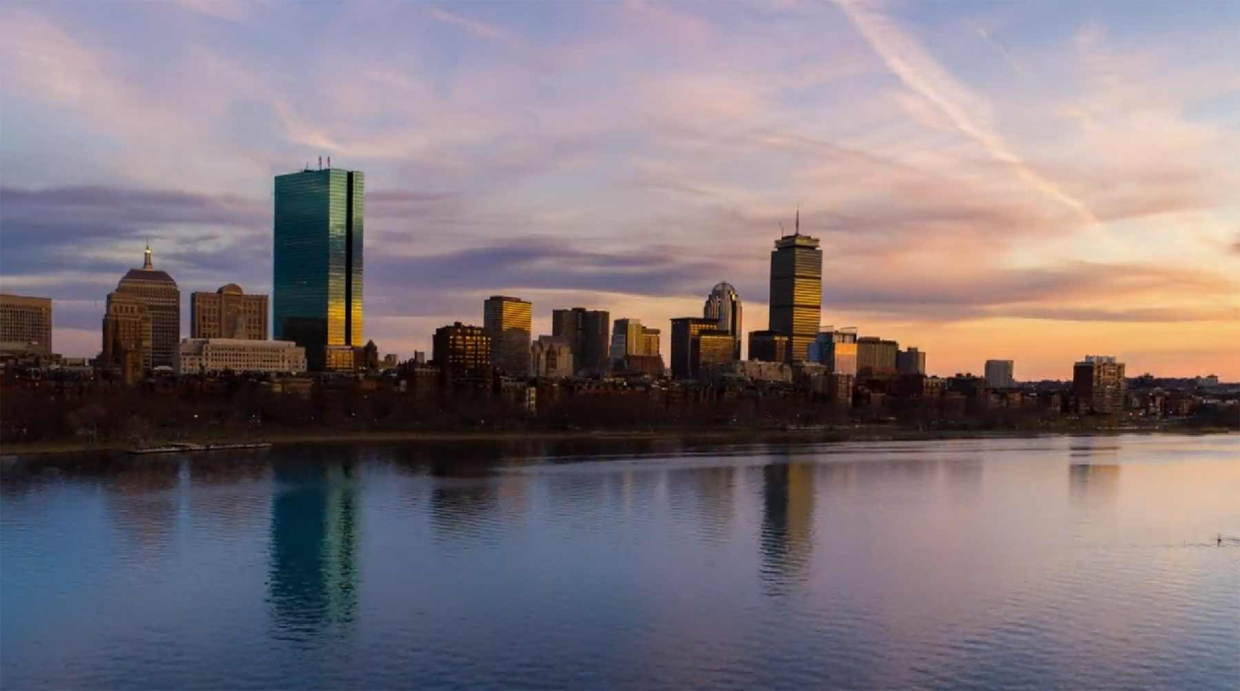 Timelapse: I Love You Boston
