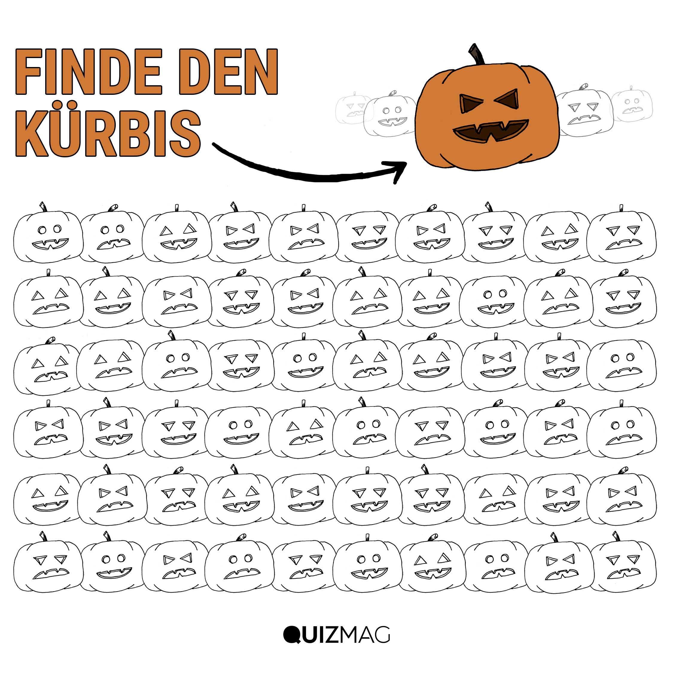 Suchspiel: Wo ist der Kürbis? kuerbisse-halloween_01