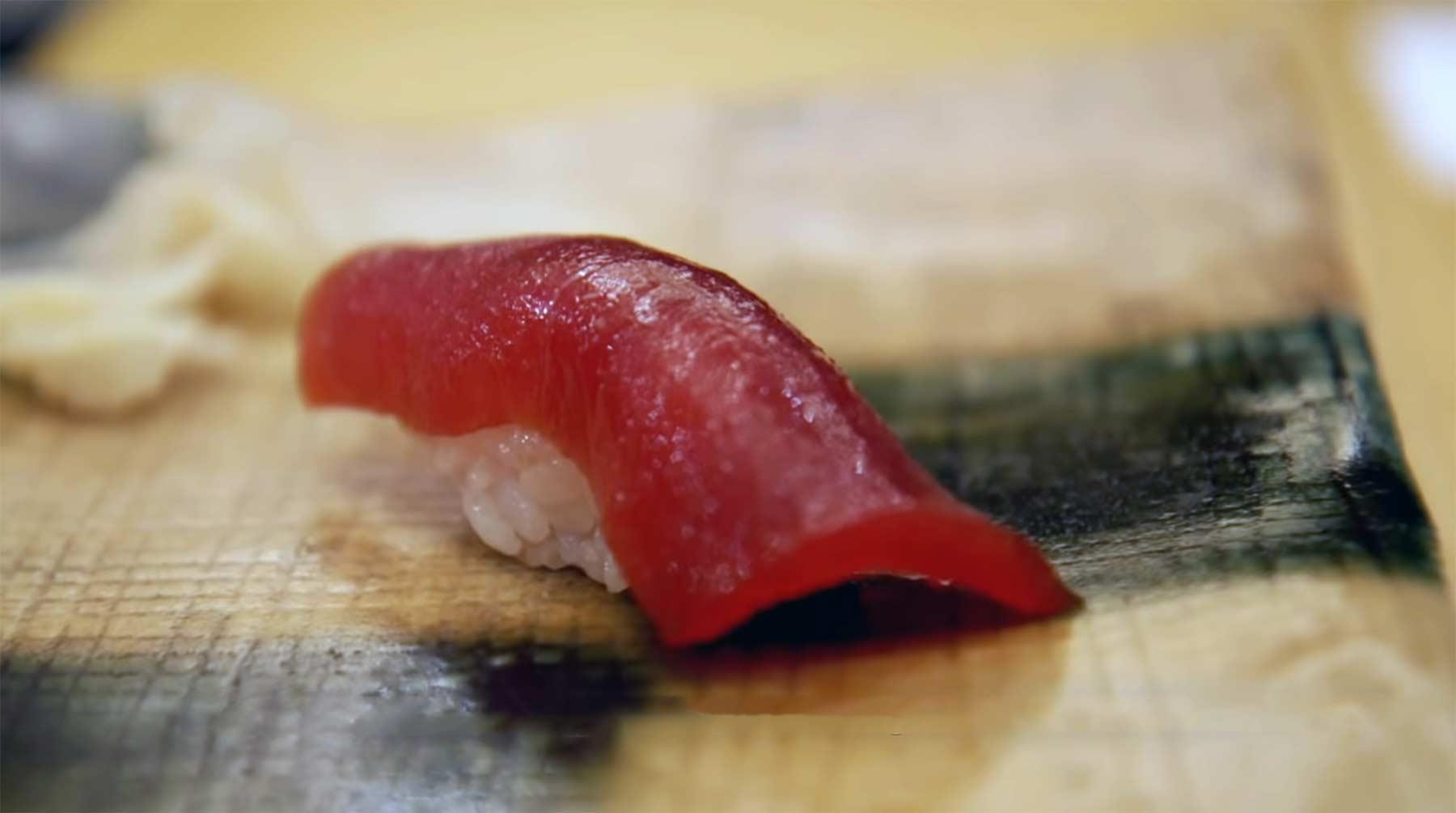 1$-Sushi vs. 133$-Sushi luxus-sushi