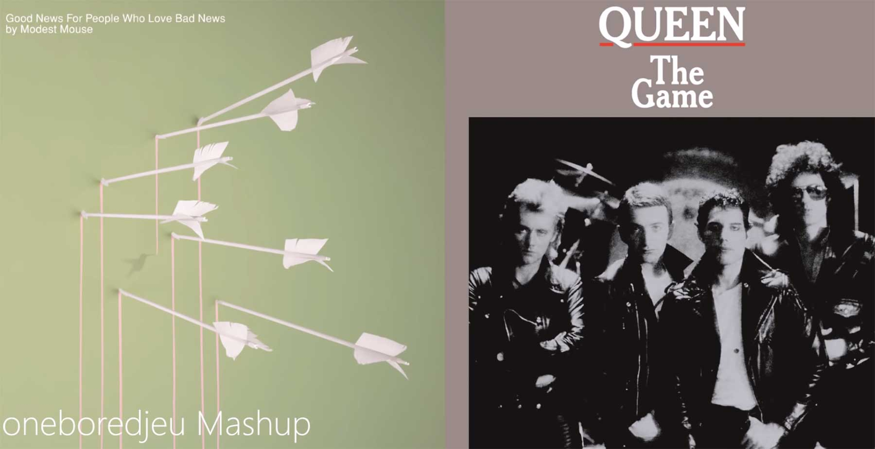 Mashup: Modest Mouse x Queen