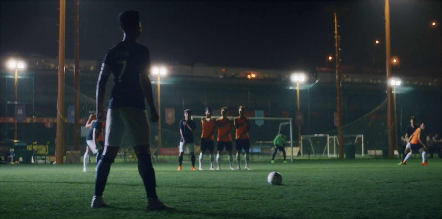 Wenn China die Fußballwelt erobert nike-dare-to-become