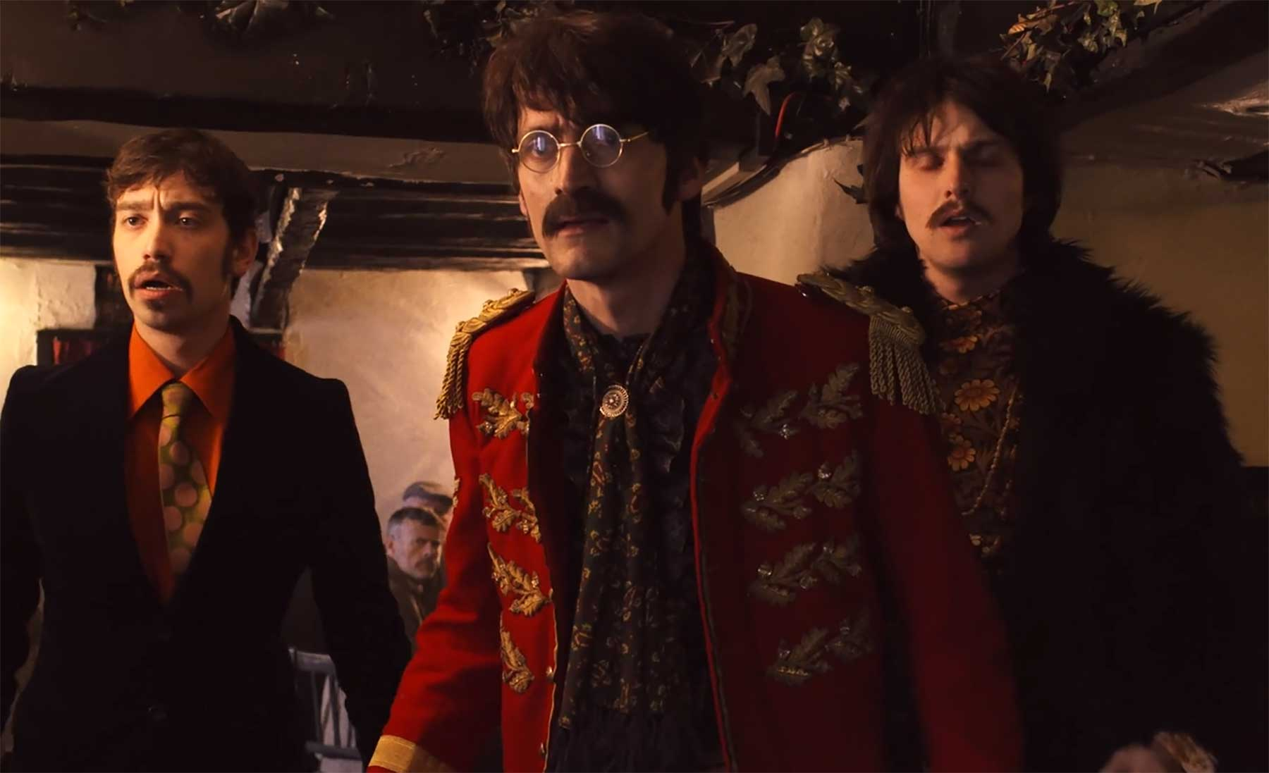 Wenn Paul McCartney als einziger Beatle verstorben wäre
