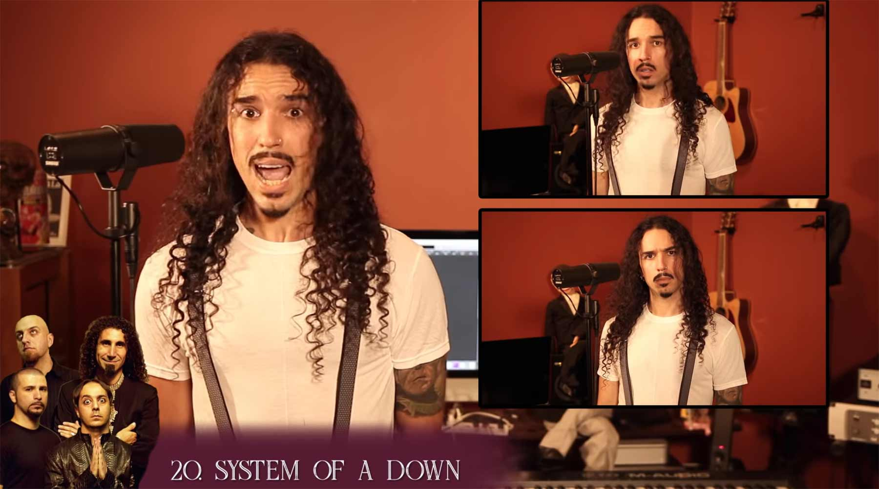 Bohemian Rhapsody in 42 Stilen gesungen ten-second-songs-bohemian-rhapsody-queen-covers