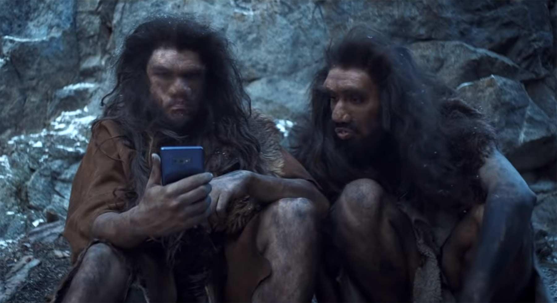 Hätte es früher schon Smartphones gegeben