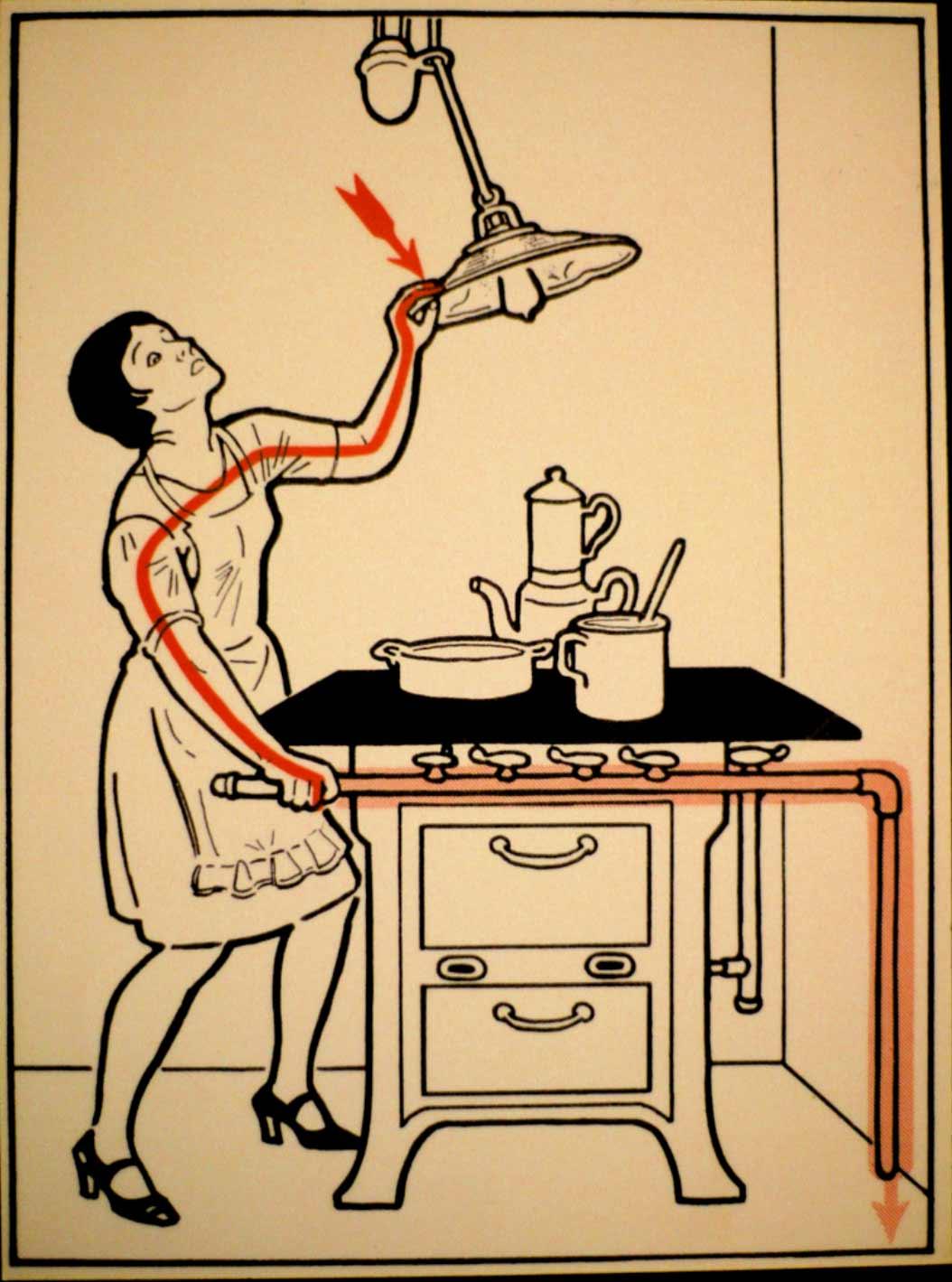 1931 wurde vor skurrilen Arten eines Stromschlages gewarnt Elektroschutz-in-132-Bildern_10