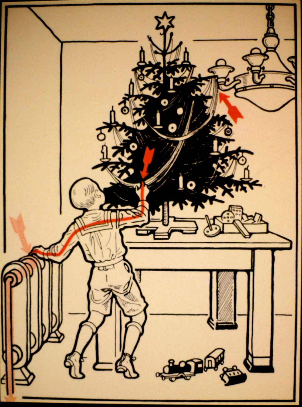 1931 wurde vor skurrilen Arten eines Stromschlages gewarnt Elektroschutz-in-132-Bildern_11