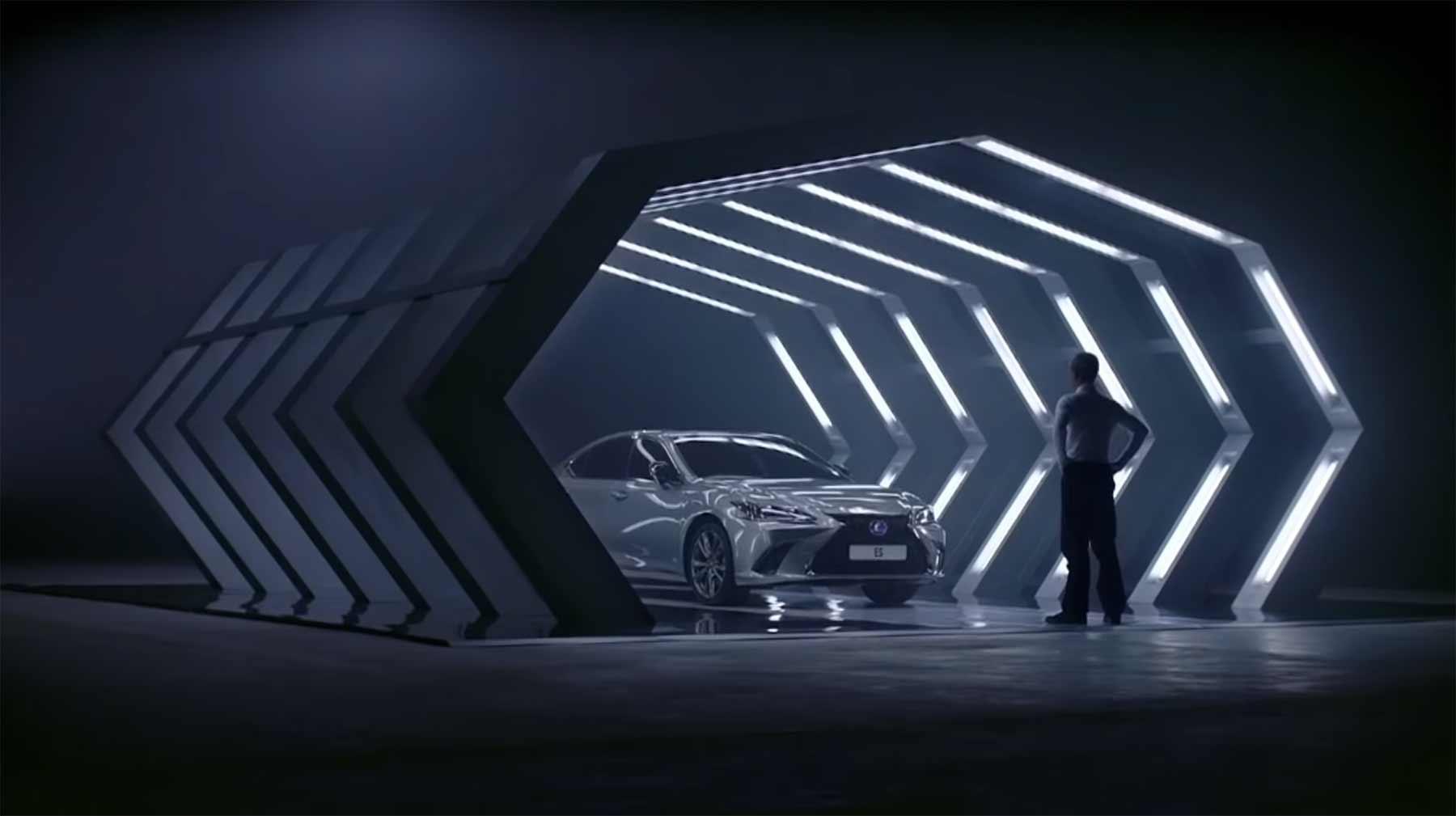Eine künstliche Intelligenz hat diesen Automobil-Werbespot geschrieben